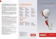 Beitrittserklärung 2013 - Arbö