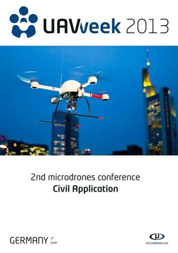 Download Flyer (PDF) - Microdrones