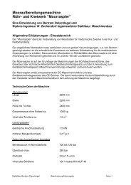 Moorraspler - Metallbau Oelschlegel