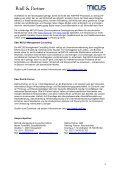Europa bringt die Geoinformationen in Schwung - MICUS ... - Seite 2