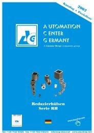 Katalog - Preisliste ACG´2007 - Acg-Shop