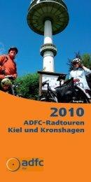 ADFC-Radtouren Kiel und Kronshagen - ADFC Schleswig-Holstein