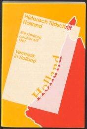 nZt^r - Holland Historisch Tijdschrift