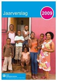 Jaarverslag 2009 - SOS Kinderdorpen