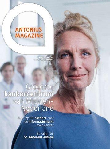 Nummer 7, 2012 - St. Antonius Ziekenhuis