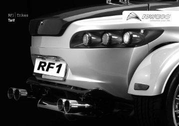 RF1 | Trikes - Mikes-Trike-Garage