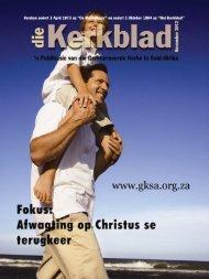 Die Kerkblad November 2012.indd - CJBF