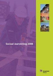 Sociaal Jaarverslag 2008 - Koopmans