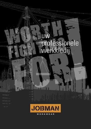 Jobman Workwear België - Delfan