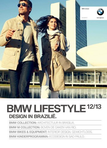 BMW Lifestyle 2012-2013 Download de catalogus