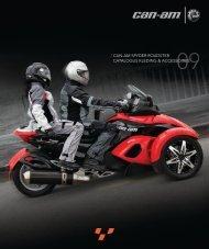 can-am spyder roadster catalogus kleding & accessoires - BRP.com