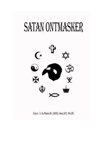 die masker van satan