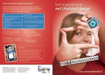 Lifestyle & Design - Exact wat je zoekt