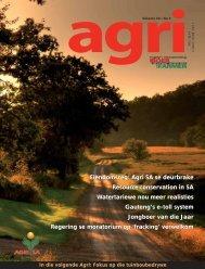 Eiendomsreg: Agri SA se deurbrake Resource conservation in SA ...