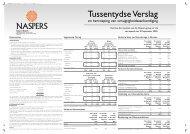 Tussentydse Resultate (50KB) PDF - Naspers