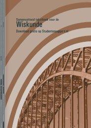 Studieboek basiswiskunde (.pdf 2.8 Mb) - vwo 5/6