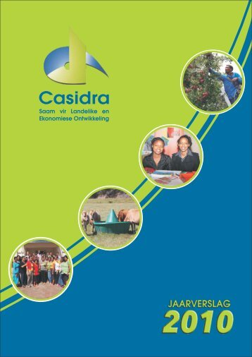 Casidra - Afrikaans