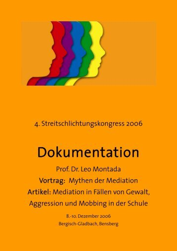 Mythen der Mediation