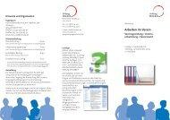 Arbeiten im Verein - Stiftung Mitarbeit