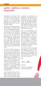 FRühFöRdERUNG - Arbeitsstelle Frühförderung Hessen - Seite 3