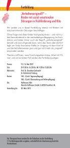 FRühFöRdERUNG - Arbeitsstelle Frühförderung Hessen - Seite 6