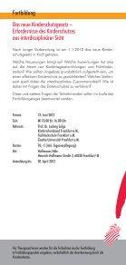 FRühFöRdERUNG - Arbeitsstelle Frühförderung Hessen - Seite 7