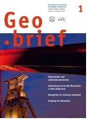 Geobrief 1 - kngmg