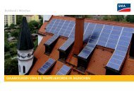 Duitsland | München - SMA Solar Technology AG