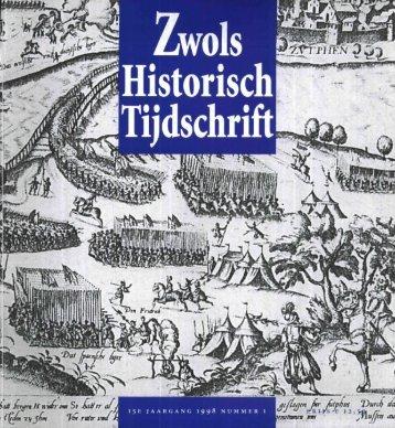 1998 - Historisch Centrum Overijssel