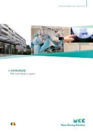 MKK11621_FA Chirurgie_RO_Final.indd - Main-Kinzig-Kliniken ...
