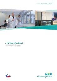 Vnitřní lékařstVí - Main-Kinzig-Kliniken gGmbH