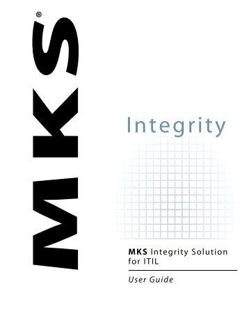MKS Integrity Solution for ITIL User Guide