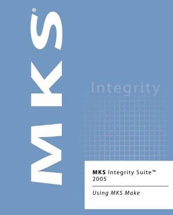 Using MKS Make