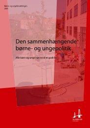Den sammenhængende børne- og ungepolitik - Slagelse Kommune
