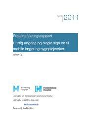 Projektafslutningsrapport ABT Hurtig adgang v1.0 [SYMDOC-0014].pdf