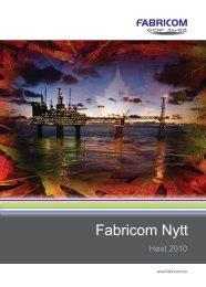 Nr 3 2010 (pdf) - Fabricom