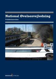 National Øvelsesvejledning