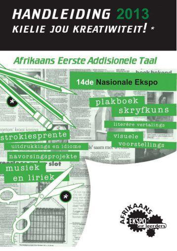 14de Nasionale Ekspo - Afrikaans-Ekspo