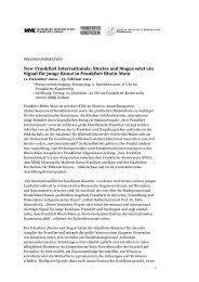 Download PDF (deutsch) - Museum für Moderne Kunst