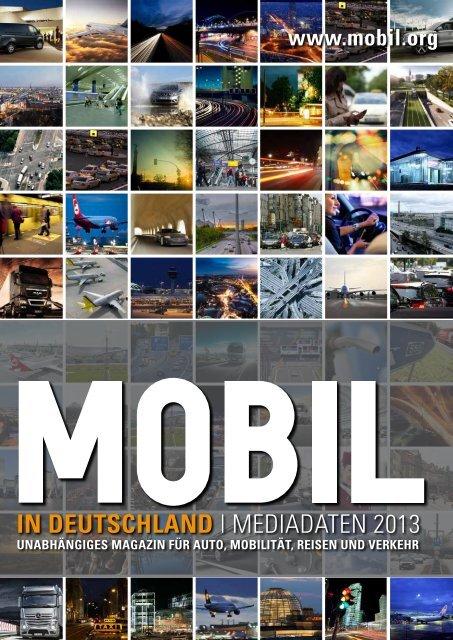 Download der Mediadaten als PDF - Mobil in Deutschland e.V.