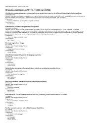 Onderzoeksprojecten (15170 - 15180 van 24496)