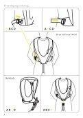 Spinlock Deckvest LITE - brugsanvisning - Columbus Marine - Page 2