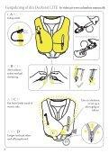 Spinlock Deckvest LITE - brugsanvisning - Columbus Marine - Page 4
