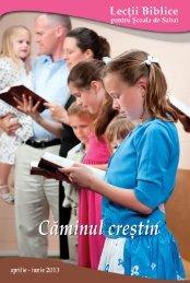 Căminul creștin - Biserica Adventistă de Ziua a Şaptea ~ Mişcarea ...