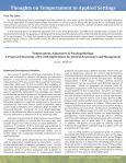 TEMPERAMENT CONSORTIUM TEMPERAMENT CONSORTIUM - Page 4