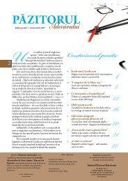 Prelegere 2007 - Biserica Adventistă de Ziua a Şaptea ~ Mişcarea ...