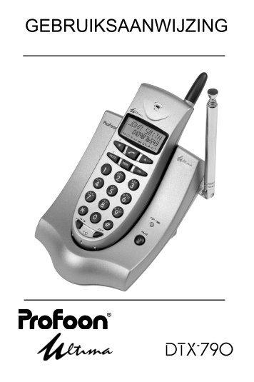 DTX-790 manual.QXD - Profoon