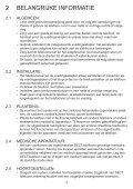 D-SIGN Elegance handleiding - Phone Master - Page 4