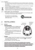 D-SIGN Elegance handleiding - Phone Master - Page 6