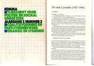 9. Komma jaargang 2 nr. 3, 1981 - Leo Molenaar